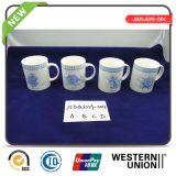 Tazza di ceramica della decalcomania del fornitore professionista