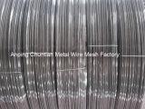ブラジルUruguaryの市場のための熱い浸された電流を通された楕円形ワイヤー