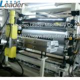 Máquina automática de la protuberancia de la placa de la onda de PP/PC