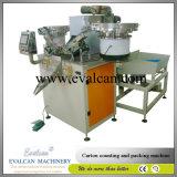 Prendedores automáticos do dispositivo da elevada precisão, máquina de embalagem de grande resistência da asseguração