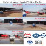 9ton 8cbm Dongfengのユーロ3のSelftの吸引の水漕のスプリンクラーのトラック