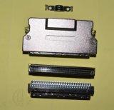 Connettore di Vhdci, 100p, passo della saldatura 0.8mm