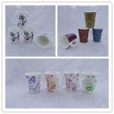 Tasse de café en céramique personnalisée par étiquette pour des cadeaux de Noël promotionnels