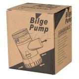 Pompe submersible bon marché efficace élevée de la pompe de cale 12V
