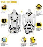 Feuer Webbing Harness mit Waist Belt und EVA Block (EW0116H)