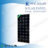 Mono comitato solare caldo della guarnizione 150W per le risorse energetiche