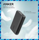 Banco da potência do carregador do Portable de Anker Powercore 10000