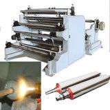 Máquina superficial de la reparación del rodillo el rebobinar del equipo de sistema de capa