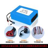 Het navulbare 18650 Pak van de Batterij van het Lithium Ionen met de Certificatie van Ce UL RoHS BIB 3.7V/7.4V/11.1V/14.8V/24V/36V/48V/60V