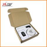 Repetidor móvil elegante de la señal del teléfono celular del aumentador de presión 2g de la señal del G/M 900MHz de la venda de la señal