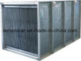 Cambiadores de calor Laser-Soldados de la placa y recuperación de calor residual