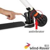 Boudineuse de vent pliant le scooter de fibre de carbone le plus léger de planche à roulettes électrique