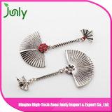 Boucles d'oreille neuves en gros de lustre de modèle pour le bijou de femmes