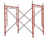 移動式携帯用梯子フレームUフレームの足場