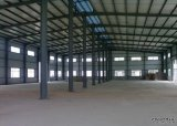 Construção da oficina da construção de aço