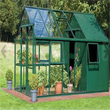 Chambre 100% de jardin de polycarbonate de matériaux de Makrolon