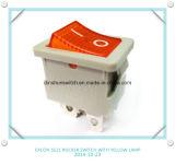 Interruptor de eje de balancín de la potencia del Excon Ss21 con la lámpara para la impresora