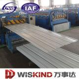 ISO2000と鋼板に屋根を付けるPEカラーコーティング