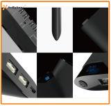 Nueva batería barata 10000mAh con la visualización de LED, dos de la potencia de batería del polímero hechos salir, en del botón