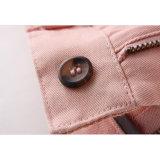 Katoenen van Phoebee Toevallige Regelmatige Geschikte Roze Duidelijke 100% Borrels voor Meisjes