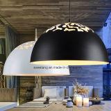 Lamp van de Tegenhanger van de Levering van de fabriek de Moderne Eenvoudige Binnen Hangende in Aluminium