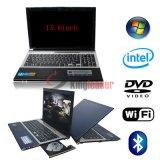"""15.6 """" Kern I7 des Zoll-HD Intel Vierradantriebwagen-Kern 1.9GHz Notizbuch mit DVD-RW (Q156I)"""