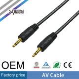 3RCA AVケーブルへのSipuの工場価格のビデオ音声3RCA