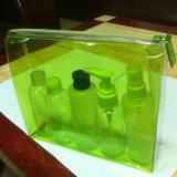 Produits de beauté faits sur commande de empaquetage exquis de sac empaquetant le sac de empaquetage transparent d'usine professionnelle de sac de sac