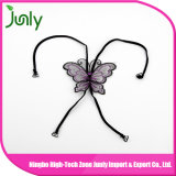 나비 모양 장식적인 조절기 탄력 있는 브래지어 결박 도매