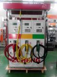 Ugello dell'erogatore due del combustibile della stazione di servizio di Zcheng con il LED