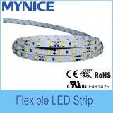 9.6W 12V/24V 60LEDs 2835 LED flexibles LED Streifen-Licht des Streifen-LED