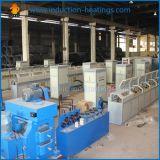 Máquina de calefacción de alta frecuencia de inducción para la cadena de producción en frío del Rebar