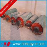 Rouleau de poulie de système de convoyeur, vert bleu noir rouge en acier du rouleau d'attente (Dia89-159)