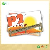 карточка PVC печатание 3D, визитная карточка, пустая карточка PVC (CKT-PC-748)