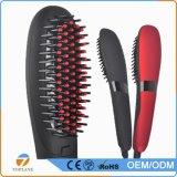 Autometic 2016 New Hot venda Salon Equipment rápida Escova Elétrica Cabelo Straightener Comb