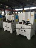 O Woodworking automático Dual considerou a máquina de estaca Tc-828A do MDF