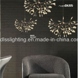 Lámparas pendientes de la reproducción LED para la iluminación al por mayor