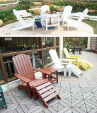 庭の家具セットのための屋外の椅子PSの木製の家具