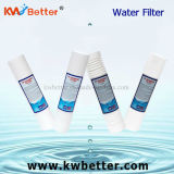 """Filato della cartuccia di filtro dall'acqua con il materiale 10 """" 20 """" dei pp"""