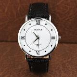 Relógio unisex minimalista de 279 pares de quartzo barato do projeto simples