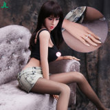 Brinquedo japonês do sexo da boneca do amor do silicone para o produto Jl165-B4 do sexo dos homens
