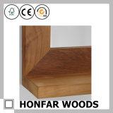 Modanatura di legno classico del blocco per grafici dello specchio del Brown della decorazione della parete