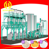macchina del laminatoio del mais del mulino da grano del mais 50t/D (50TPD)