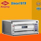 Commercoial Bäckerei-Geräten-einzelnes Plattform-einzelnes Tellersegment-Luxuxgas-Ofen