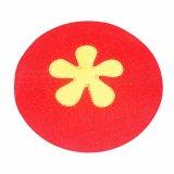 O feltro colorido de 100% Sew Coasters para copos & decorações
