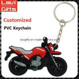 도매 고품질 관례 PVC Keychain