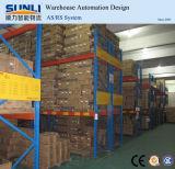 Fabricante resistente do racking do armazém da pálete da plataforma do fio de aço da alta qualidade Q235B