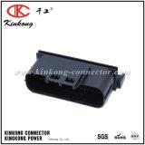 34의 Pin 남성 자동 주거 방수 PCB 배선 연결관