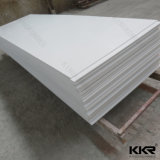 12mm Blanc Corian artificielle Acrylic Stone Solid Surface