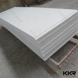 12mm Corian blanco de piedra artificial de acrílico superficie sólida